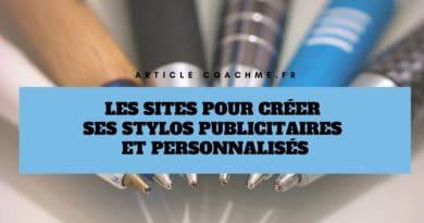 7 sites pour créer ses stylos publicitaires et personnalisés