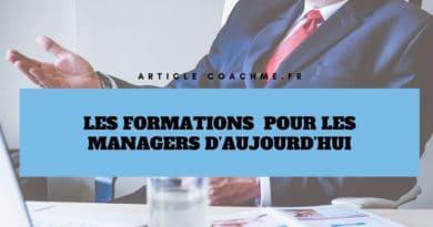 10 sujets de formations (vitaux) pour les managers d'aujourd'hui