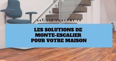 Top 9 des solutions de monte-escalier pour votre maison