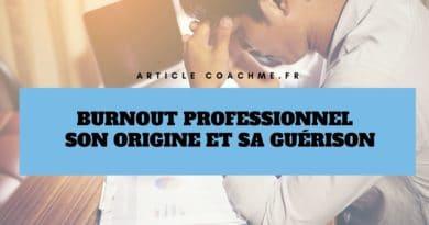 Burnout Professionnel : son origine et ses 5 piliers de guérison