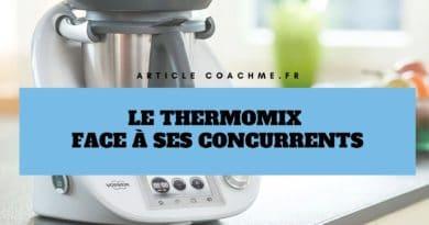 Comparatif – Thermomix testé face à ses 5 concurrents
