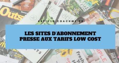 Top 8 des sites d'abonnement presse aux tarifs Low Cost