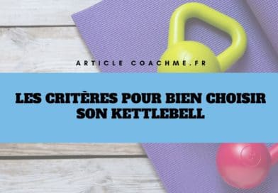 Les 9 critères techniques dans le choix d'un kettlebell