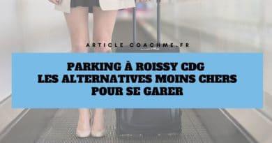 Parking à Roissy CDG – 8 alternatives moins chers pour se garer