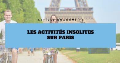Top 15 des activités insolites (entre amis ou collègues) sur Paris