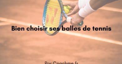 Les 7 critères techniques dans le choix d'une balle de tennis