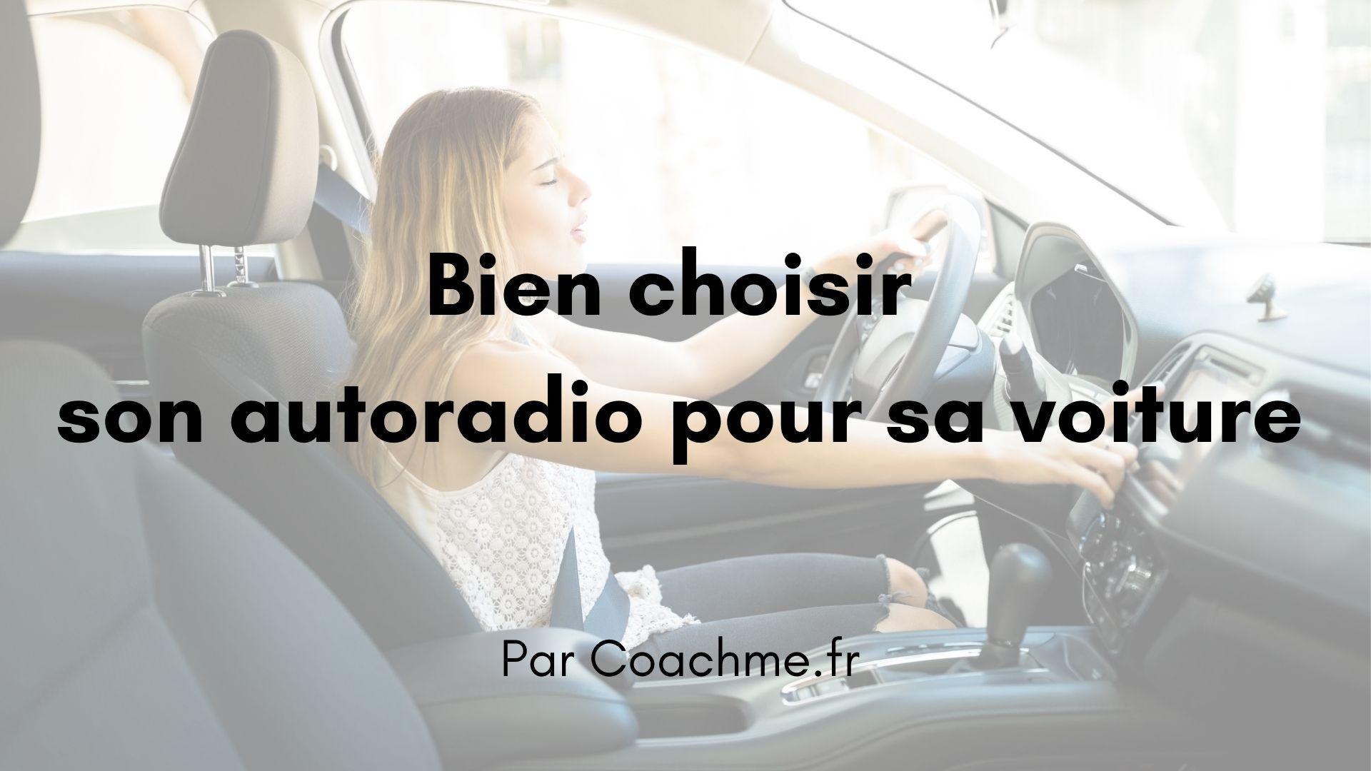 autoradio voiture