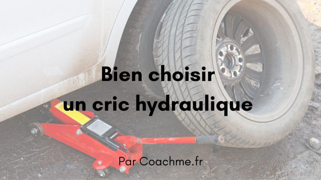 cric hydraulique voiture