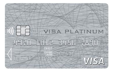 5. Carte Visa Platinum