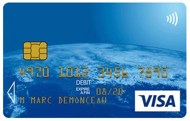 1. Carte Visa Classic
