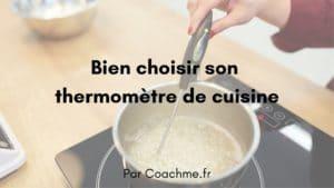 thermometre de cuisine