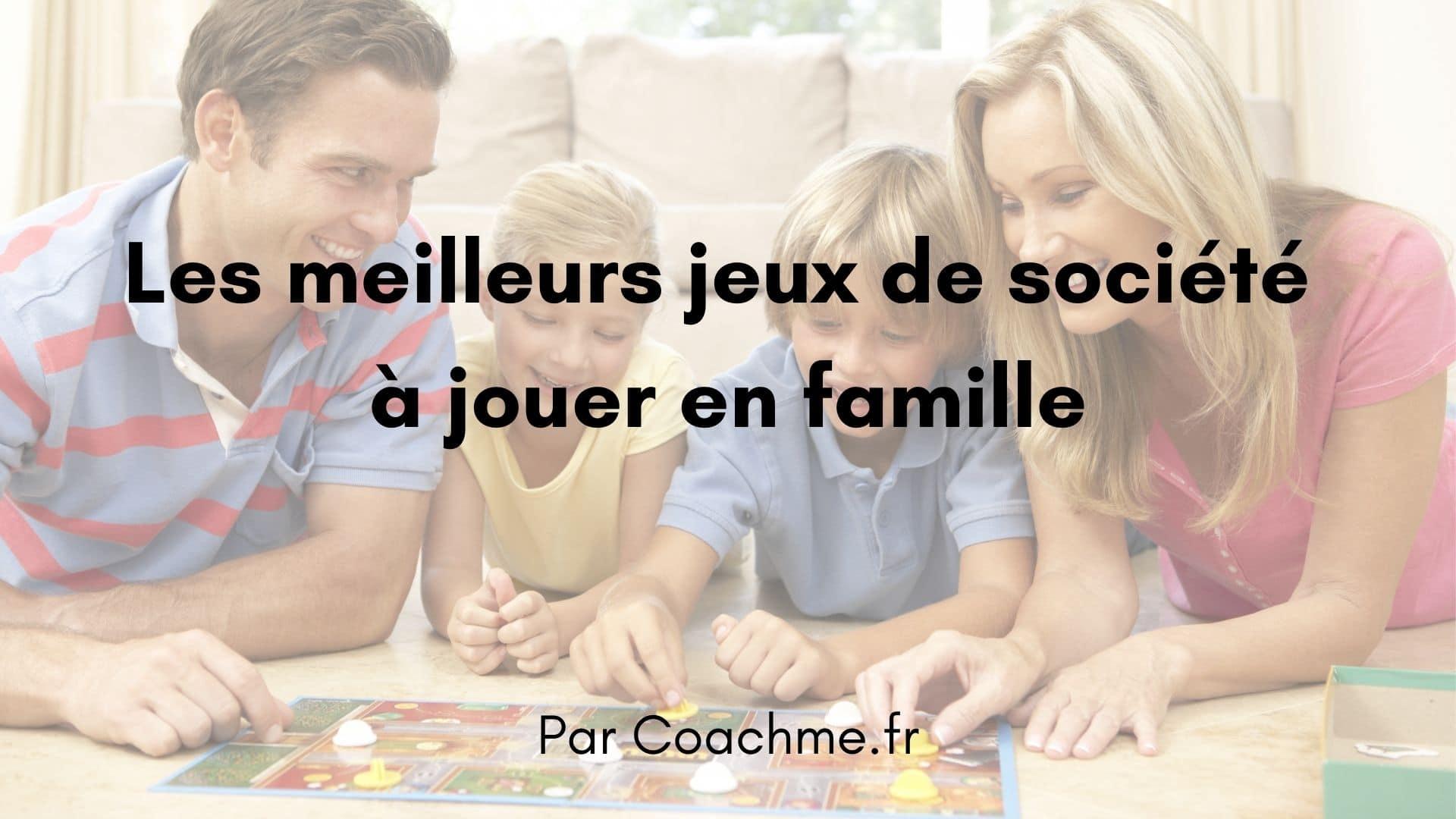 jeux de societe famille
