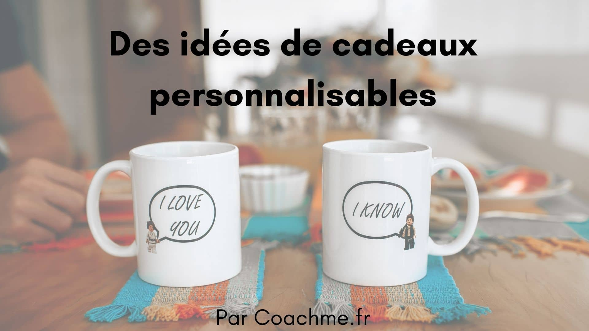 idee cadeau personnalisable