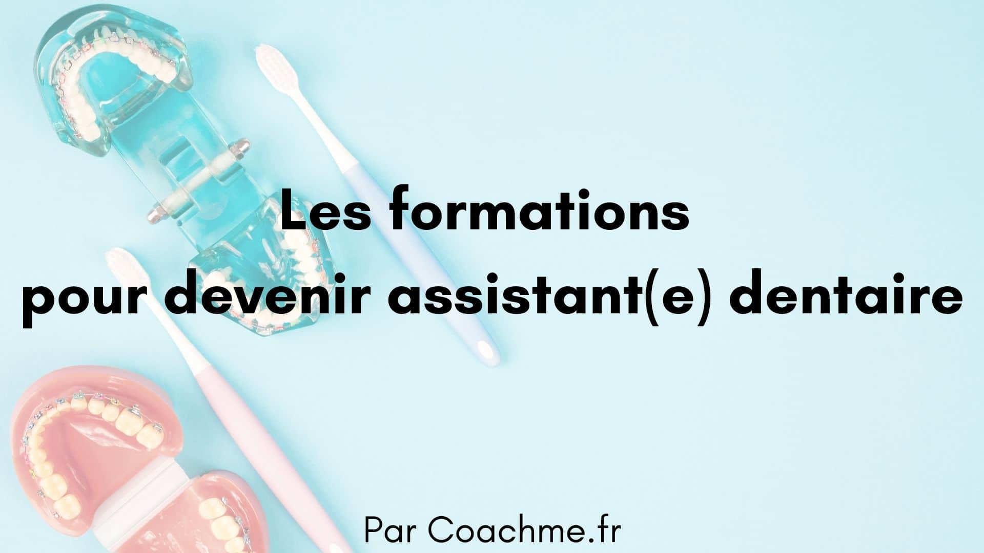 formation assistant dentaire