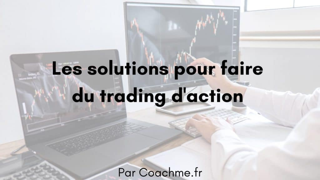 trading action