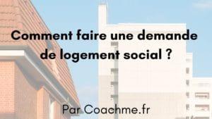 demande logement social