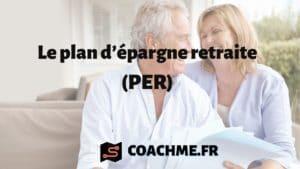 plan epargne retraite