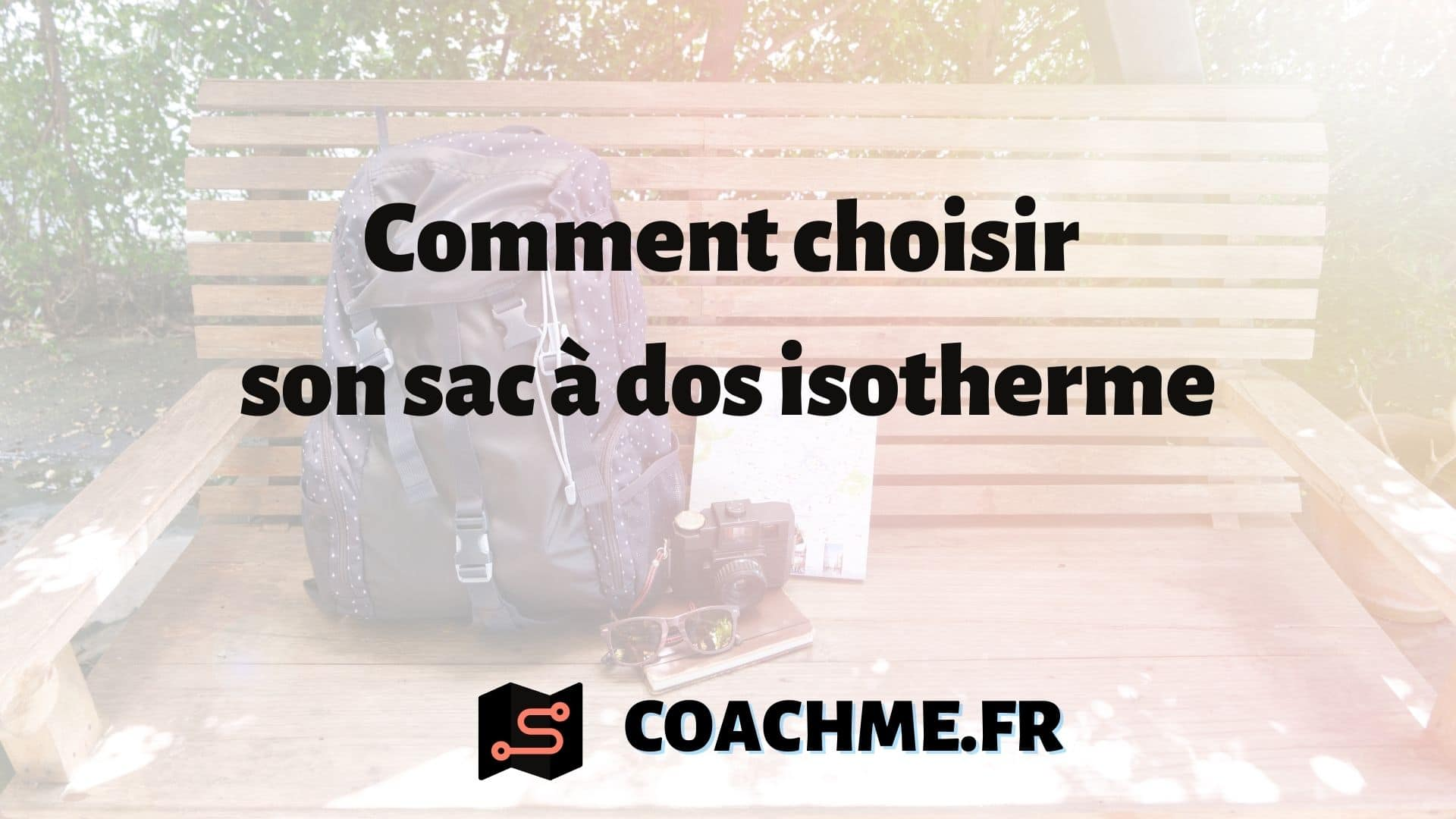 sac a dos isotherme