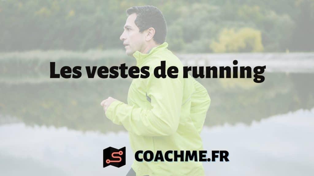 veste running
