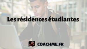 Les résidences étudiantes